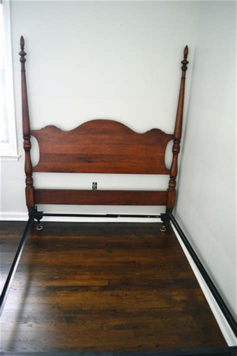 Attach Headboard To Metal Bed Frame by How To Attach Headboard To Bed Framelemon Grove