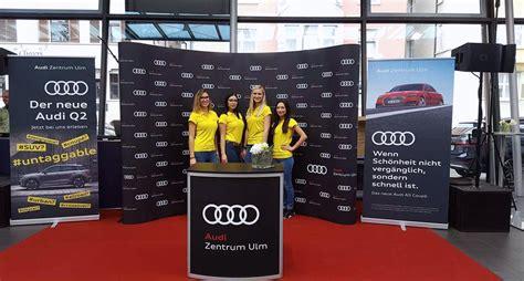 Audi Centrum Ulm by Emotion Events Gmbh Audi Zentrum Ulm