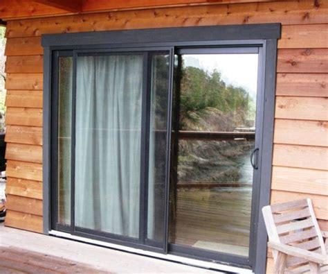 Doors Marvellous Sliding Exterior Doors Interesting Exterior Patio Sliding Doors