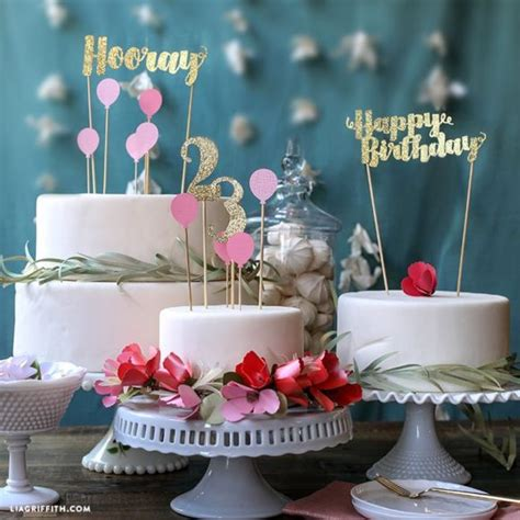 Birthday Cake Toppers by Happy 80th Birthday Cake Topper Happy Birthday