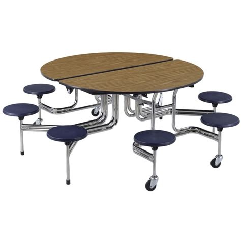 school lunch tables virco mobile stool cafeteria tables schoolsin