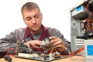Computer Repair Tech by How Do I Become A Computer Repair Technician With Pictures