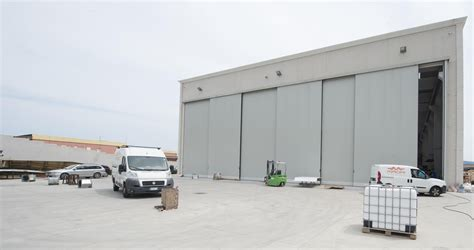 technology garage industrial doors application technological systems