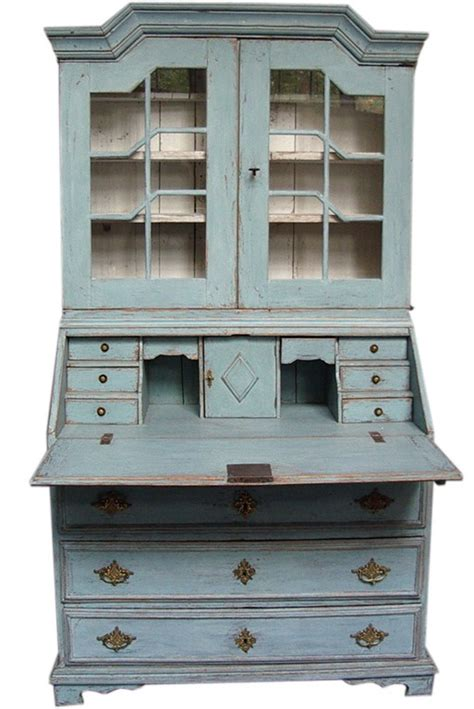 blue painted furniture light blue green and gray painted furniture aged and