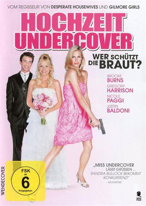 Hochzeit Undercover by Hochzeit Undercover Dvd Oder Vod Leihen