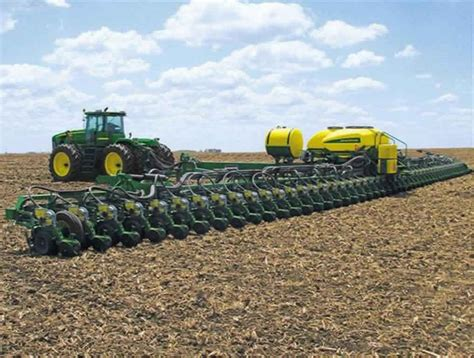 Largest Corn Planter by Agriculture In The World Agriculture And Technology