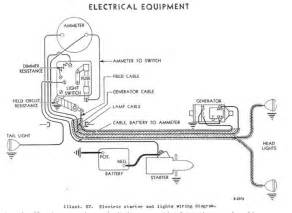 a118435 ford 9n tractor wiring schematic 17 on ford 9n tractor wiring schematic
