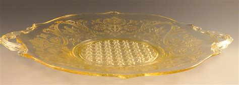 depression glass colors lancaster glass lovely designs and colors of the