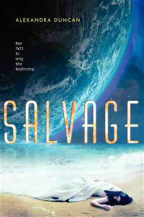 salvaged by a true story of loss and found again books mini reviews part 1 blythewood salvage and the