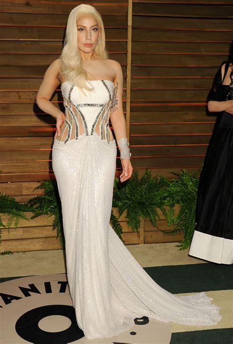 Vanity Fair 2014 by Gaga 2014 Vanity Fair Oscar