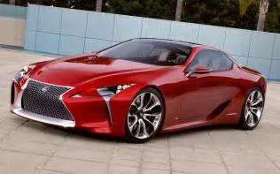 Lexus Lf Lc Price 2017 Lexus Lf Lc Concept And Price Carspoints