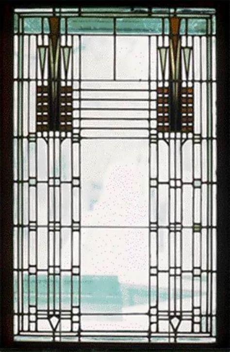 Frank Lloyd Wright Wall Sconces Frank Lloyd Wright S Dana Thomas House Stained Glass Art