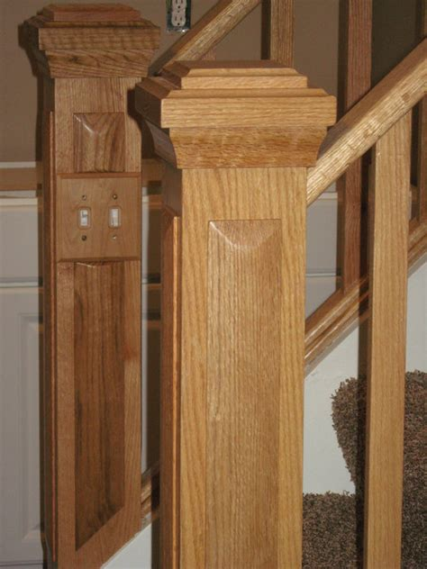 oak banister rails sale oak banister rails oak railing banister by spike lumberjocks com
