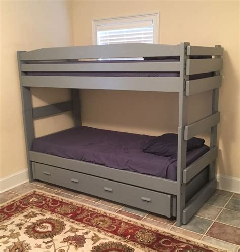triple trundle bed 28 best images about bunk beds customers built on