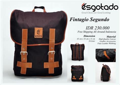 Tas Elizabeth Di Bandung tas backpack murah bandung hanya di esgotado esgotado brand