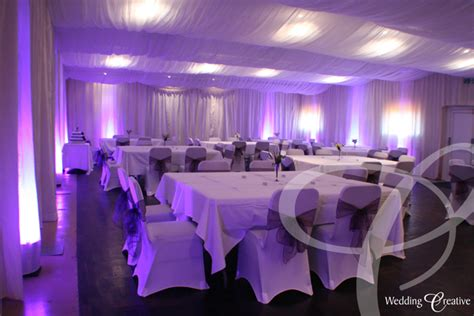 room draping for parties venue dressing at pill social centre wedding creative