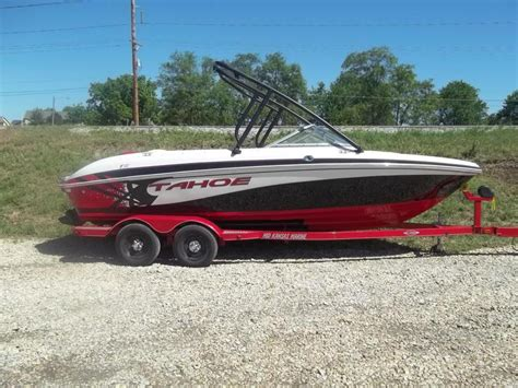 tahoe boats for sale in kansas 1990 tahoe q7i boats for sale in kansas