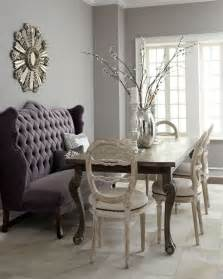 dining room table settee collections