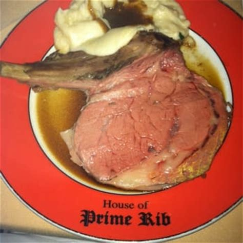 House Of Prime Rib Prices by House Cut