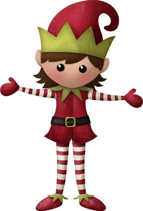 free printable girl elf christmas girl elf clip art lutins des f 234 tes pinterest