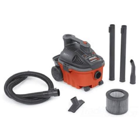 Ridgid 31653 Model Wd4070 4 Gallon Wet Dry Portable Vacuum