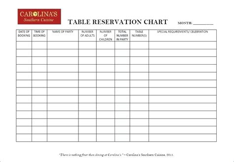 table reservation card template table reservation card template about remodel modern home