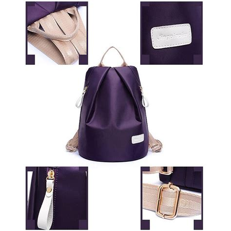 Tas Fashion jingpinpiju tas fashion wanita 3 in 1 black