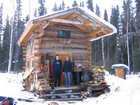 Cheap Cabins In Alaska by Beaver Pond Cabin Picture Of Bush Alaska Expeditions