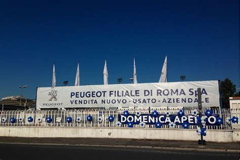 filiali d italia roma peugeot filiale di roma s p a