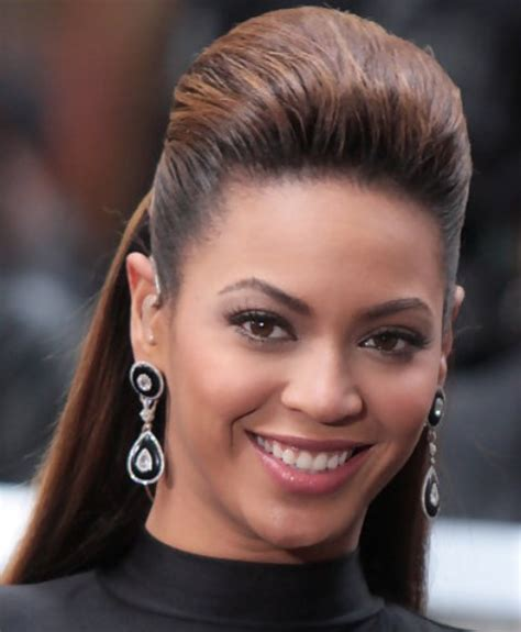 ponytail hairstyles for older women top 23 beyonce knowles hairstyles pretty designs