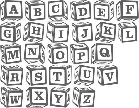 how to draw blocks happy birthday 3d block letters www imgkid the