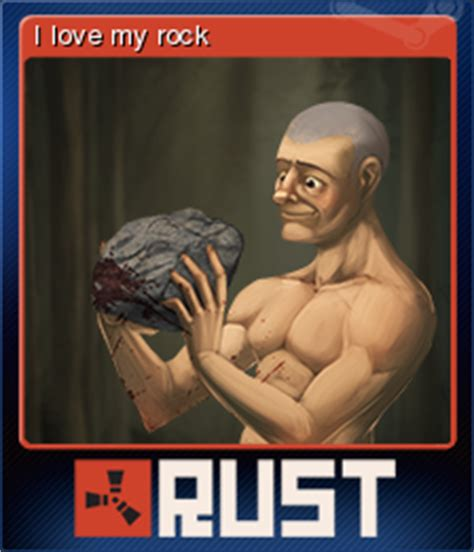 Steam Trading Card Giveaway - image rust card 2 png steam trading cards wiki