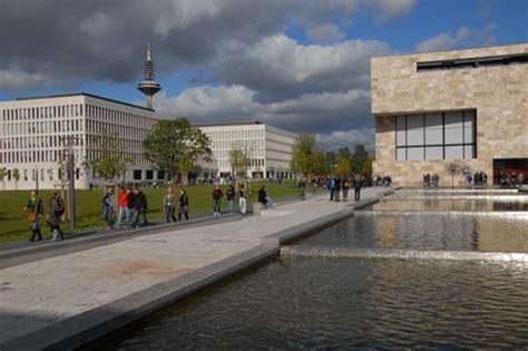 Bewerbung Studium Uni Frankfurt Uni Frankfurt Bewerbung Lebenslauf