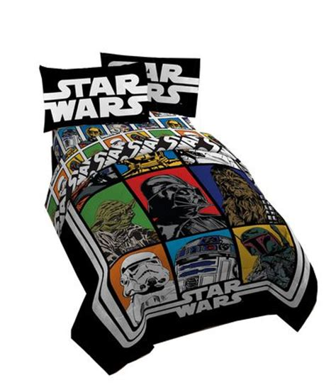 walmart star wars bedding star wars classic bed sheet set walmart canada
