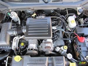 Dodge Dakota 4 7 Engine 2001 Dodge Dakota Slt Cab 4x4 4 7 Liter Sohc 16 Valve