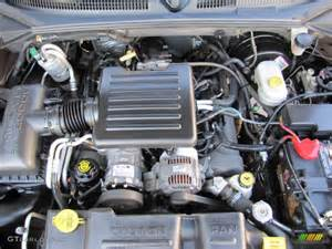 2001 dodge dakota slt cab 4x4 4 7 liter sohc 16 valve