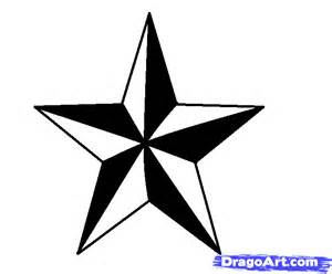 3d Online Drawing how to draw a 3d star step by step symbols pop culture