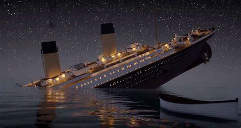 fotos reales del barco titanic mira una animaci 243 n en tiempo real del titanic hundi 233 ndose