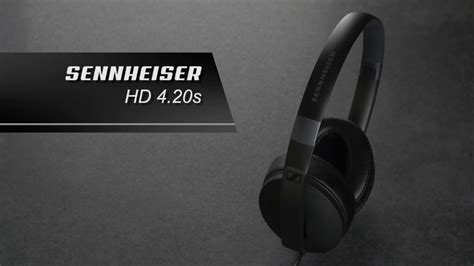 Sennheiser Hd 4 20s Headphone sennheiser hd 4 20s review headphone 80