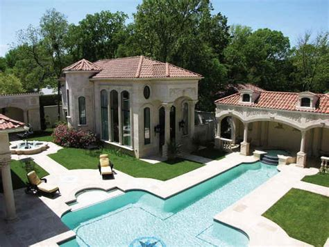 planning ideas mediterranean house plans with pools