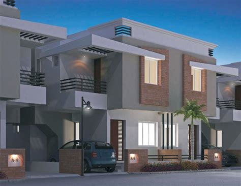Best Duplex Floor Plans by Aryan Residency Vadodara Gujarat India 2 3 Bhk Duplex