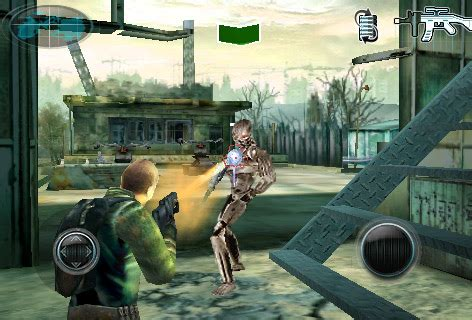 preview  gamelofts upcoming terminator salvation
