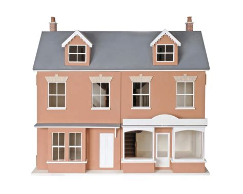 dolls house shops uk jubilee terrace double dolls house shop