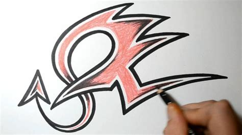 Letter Z Drawing by Cool Easy To Draw A To Z Graffiti Graffiti Collection