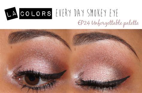Eye Shadow La yolanda g la colors brown smokey eye using ep24