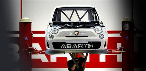 Abarth Tuning Kit Abarth 595 Tuning Kit