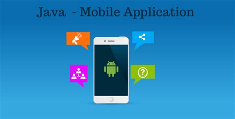 java mobile why is java highly suitable for mobile application