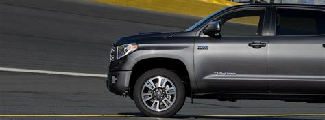 Fox Toyota Clinton What Does The 2018 Toyota Tundra Trd Sport Look Like