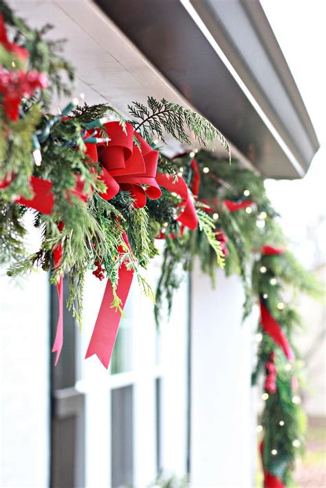 youtube how to decorate a christmas window box how to decorate window boxes and outdoor garland