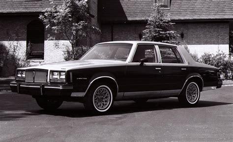 1982 Pontiac Bonneville by Car And Driver